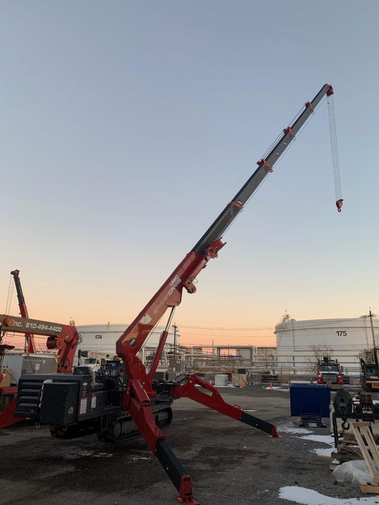 Crane Rental Company in Wilmington, DE